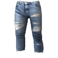 Destroyed Jeans (Pants)